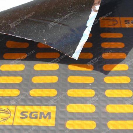 Шумоизоляция SGM